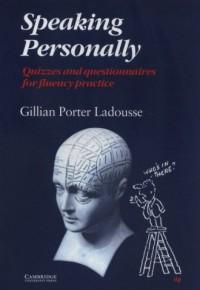 Speaking Personally. Quizzes and - okładka książki