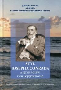 Styl Josepha Conrada a język polski - okładka książki