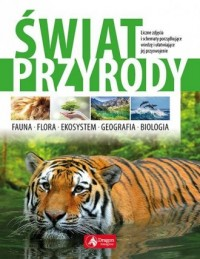 Świat przyrody - Wydawnictwo - okładka książki