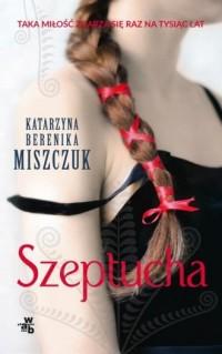 Szeptucha - okładka książki