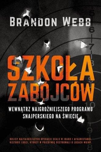 Szkoła zabójców - okładka książki