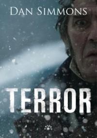 Terror - okładka książki