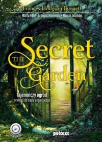 The Secret Garden. Tajemniczy ogród w wersji do nauki angielskiego - okładka książki