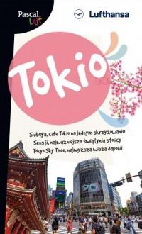 Tokio. Pascal Lajt - okładka książki