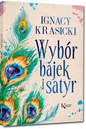Wybór bajek i satyr - okładka książki