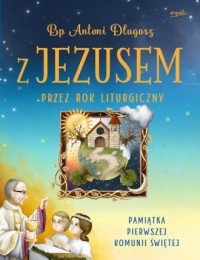Z Jezusem przez rok liturgiczny - okładka książki