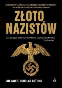 Złoto nazistów - okładka książki