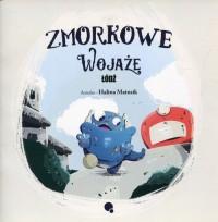 Zmorkowe wojaże. Łódź - okładka książki