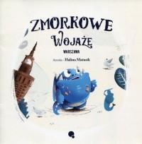 Zmorkowe wojaże. Warszawa - okładka książki