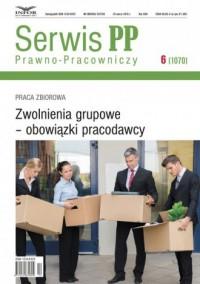 Zwolnienienia grupowe - obowiązki - okładka książki