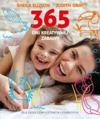 365 dni kreatywnej zabawy - okładka książki