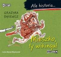 Ale historia... Mieszko, ty wikingu! - pudełko audiobooku