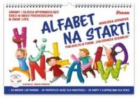 Alfabet na START! - okładka książki