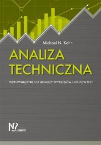 Analiza techniczna. Wprowadzenie do analizy wykresów giełdowych - okładka książki