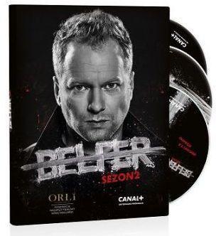Belfer 2 - okładka książki