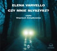 Czy mnie słyszysz? (CD mp3) - pudełko audiobooku