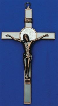 Cudowny Krzyż św. Benedykta (ścienny) - dewocjonalia