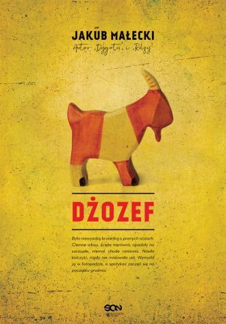 Dżozef - okładka książki