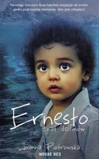 Ernesto Brat delfinów - okładka książki