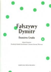 Fałszywy Dymitr - okładka książki