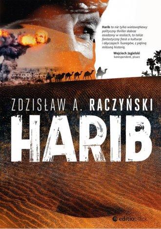Harib - okładka książki