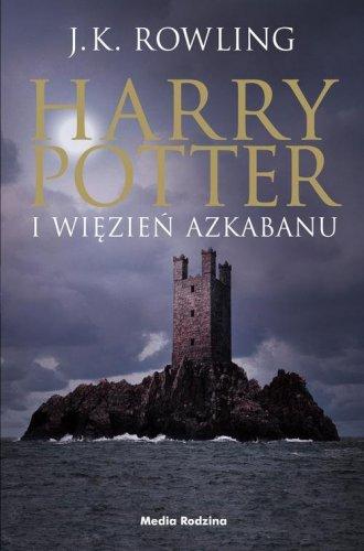 Harry Potter i więzień Azkabanu - okładka książki