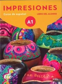 Impresiones A1 Podręcznik +  online - okładka podręcznika