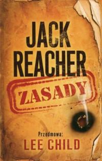 Jack Reacher. Zasady - okładka książki