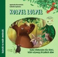 Kołpeł łołpeł - okładka książki