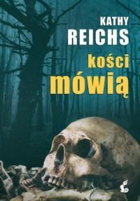 Kości mówią - okładka książki