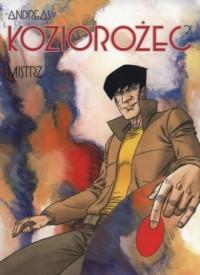 Koziorożec 21 Mistrz - okładka książki