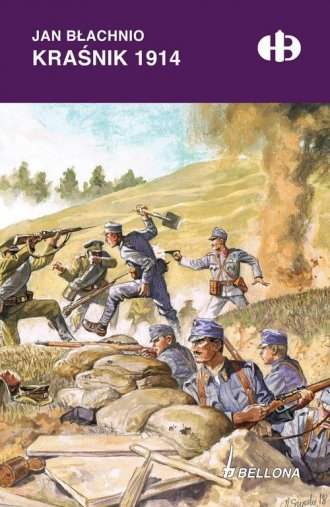 Kraśnik 1914 - okładka książki