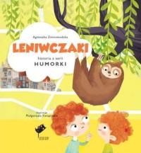 Leniwczaki - okładka książki