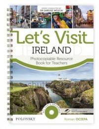 Lets Visit Ireland Photocopiable - okładka podręcznika