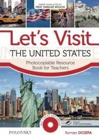 Lets Visit the United States. Photocopiable - okładka podręcznika