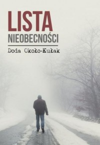 Lista nieobecności - okładka książki