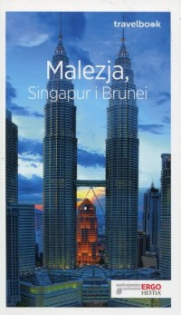 Malezja Singapur i Brunei. Travelbook - okładka książki