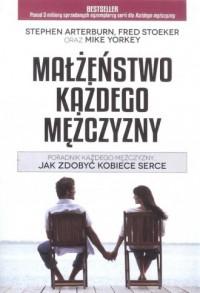 Małżeństwo każdego mężczyzny - okładka książki