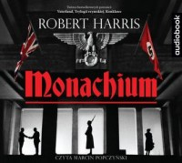Monachium - Robert Harris - pudełko audiobooku