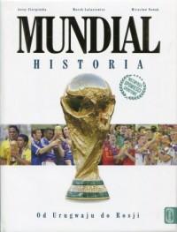Mundial. Historia. Od Urugwaju - okładka książki