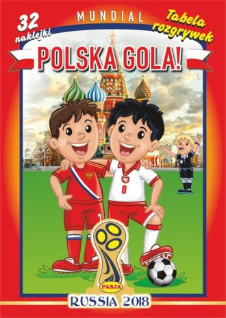 Mundial Polska Gola! - okładka książki