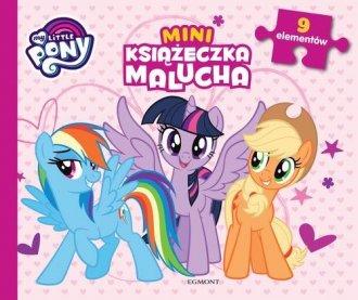 My Little Pony Miniksiążeczka malucha - okładka książki