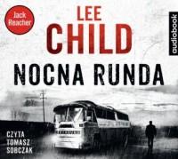 Nocna runda - Lee Child - pudełko audiobooku