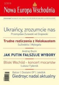 Nowa Europa Wschodnia 2/2018 - okładka książki