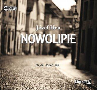Nowolipie - pudełko audiobooku