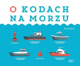 O kodach na morzu - okładka książki