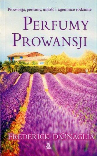 Perfumy Prowansji - okładka książki