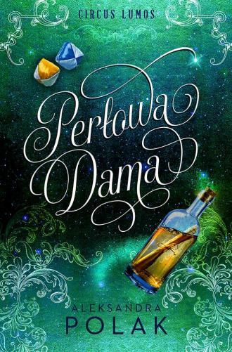 Perłowa Dama - okładka książki