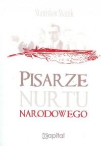 Pisarze nurtu narodowego - okładka książki