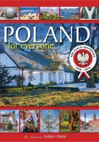 Poland for everyone - okładka książki